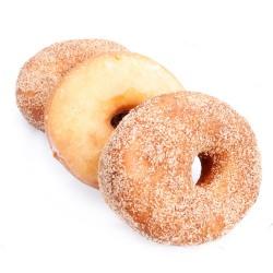 Zimt- & Zucker-Donuts