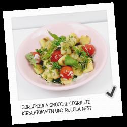 Gorgonzola-Gnocci