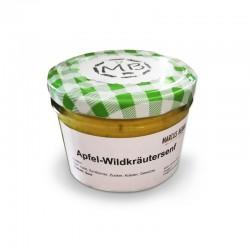 Apfel-Wildkräuter-Senf
